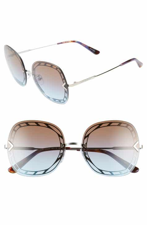 2252deae5520 Tory Burch 58mm Gradient Square Sunglasses