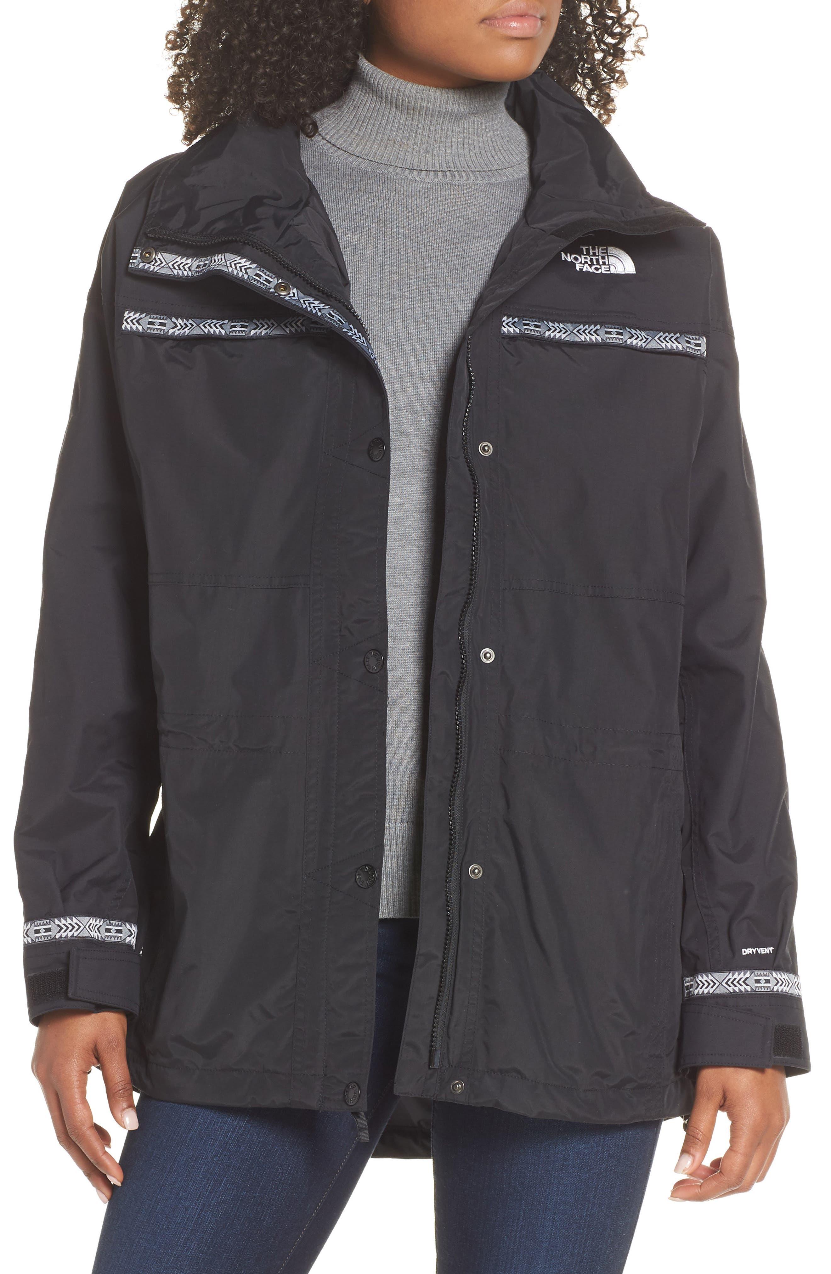 e61a559202d6 Women s Hooded Rain Coats   Jackets