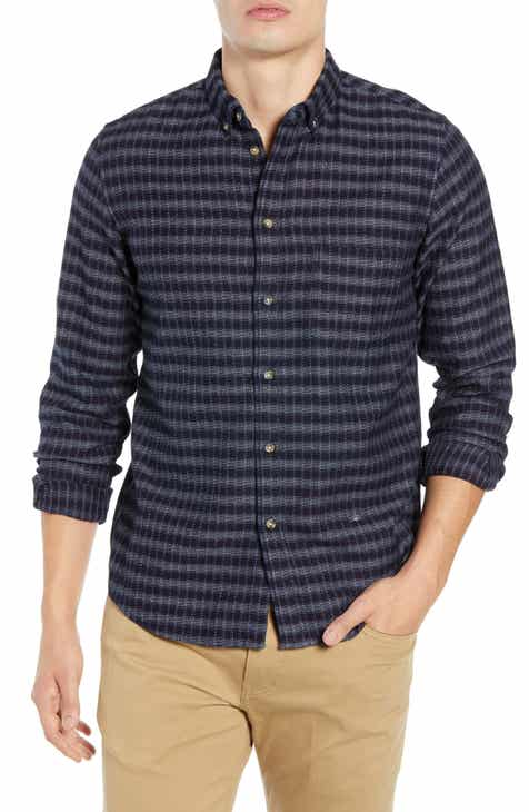 Levi's® Made & Crafted™ Standard Check Sport Shirt
