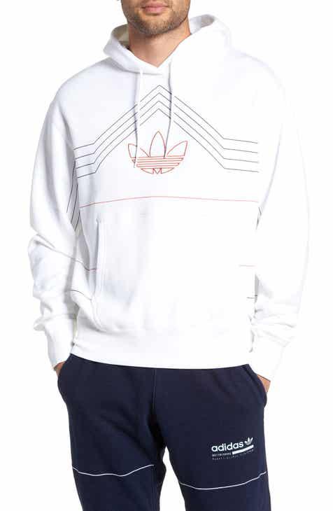 a96fb95150806 adidas Originals Ewing Hooded Sweatshirt