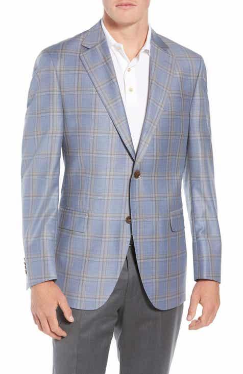 6dcfa70c1b7 Peter Millar Flynn Classic Fit Wool Sport Coat