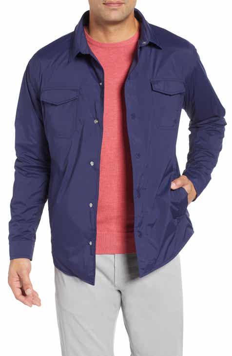 c36f2376ce Peter Millar Snap Front Jacket