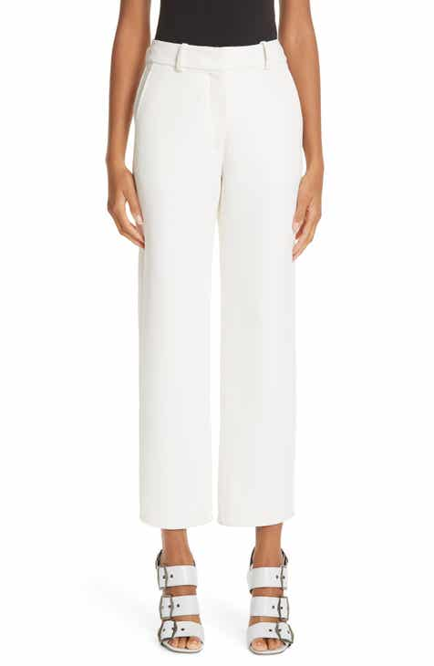 Sies Marjan Double Face Crepe Crop Trousers by SIES MARJAN