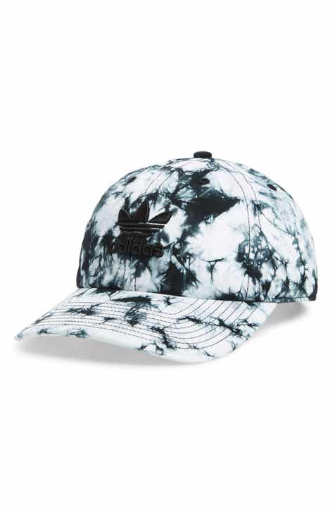 49ba0ea6de8 adidas Originals Relaxed Tie Dye Baseball Hat