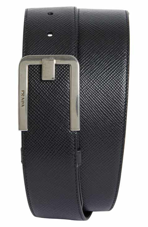 42e85e50ab61 Men s Prada Belts   Suspenders