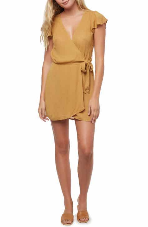 O Neill Maureen Wrap Dress 683d72f50