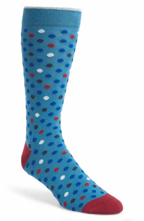 7032f895c22621 Ted Baker London Aluren Dot Socks