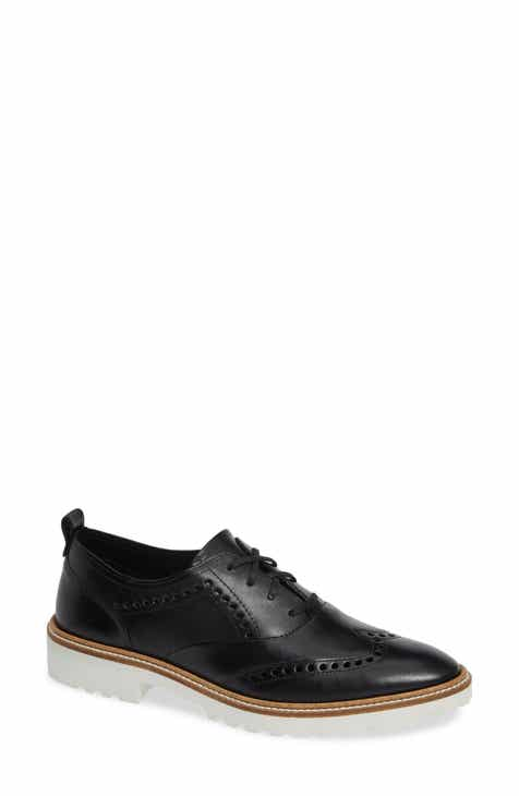 99c291a88b8c ECCO Incise Tailored Wingtip Oxford (Women)