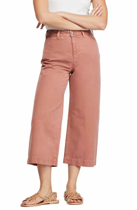 0d80120e28c We the Free by Free People Patti Crop Cotton Pants