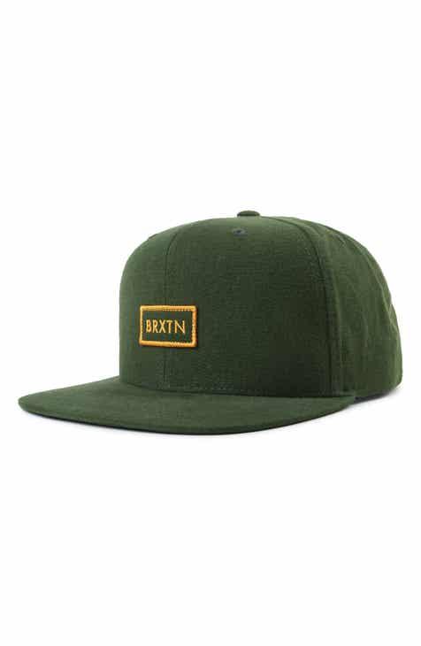 0ea527413ca Brixton Baseball Hats for Men   Dad Hats