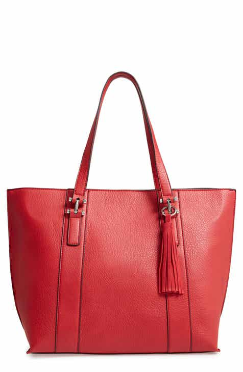b9a88d5f9193 Sole Society March Faux Leather Tote