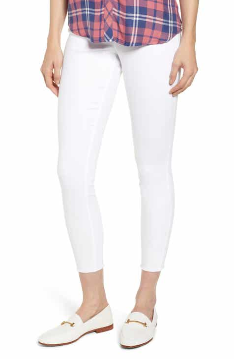 Hue Ultrasoft Denim Skimmer Leggings By HUE by HUE Coupon