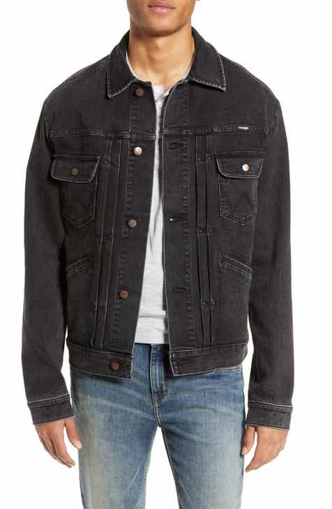 43f3226b1e Wrangler Heritage Pleated Denim Jacket