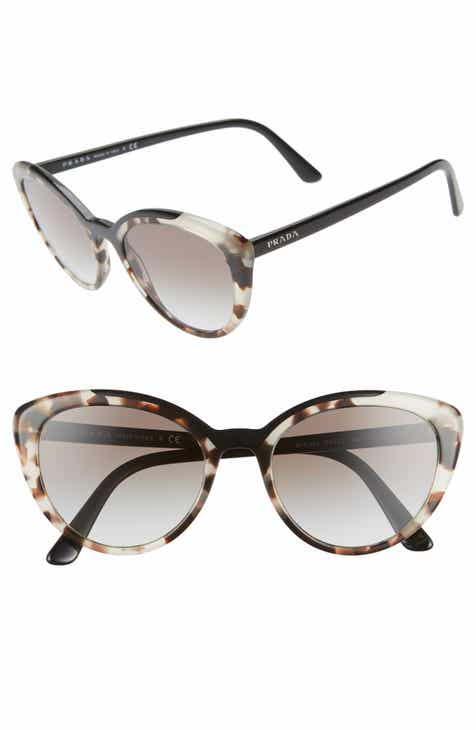 b3cafd9415 Prada 54mm Cat Eye Sunglasses