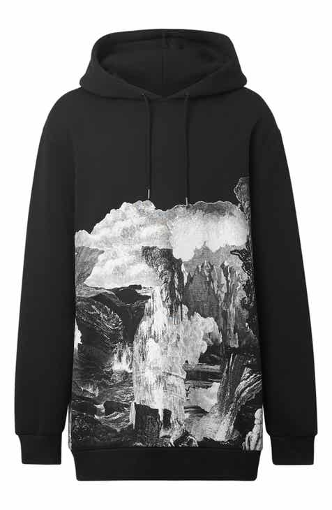 67e0f9d95 Burberry Dreamscape Print Hooded Sweatshirt