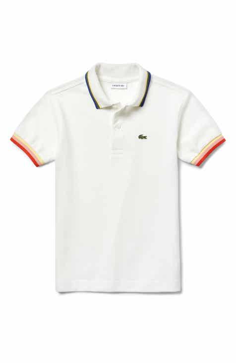2aa8d33185 Lacoste Semi Fancy Piqué Polo (Toddler Boys   Little Boys)
