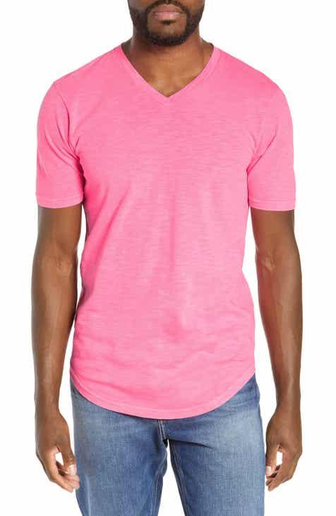 e504f4caef4 Goodlife Scallop Slub V-Neck T-Shirt