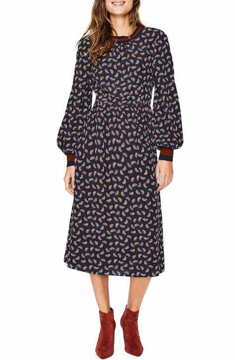 78fbedc17411 Boden Roberta Midi Dress (Regular   Petite)