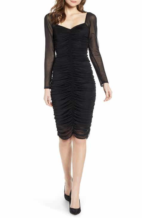 Leith Ruched Sheath Dress ac06a1951
