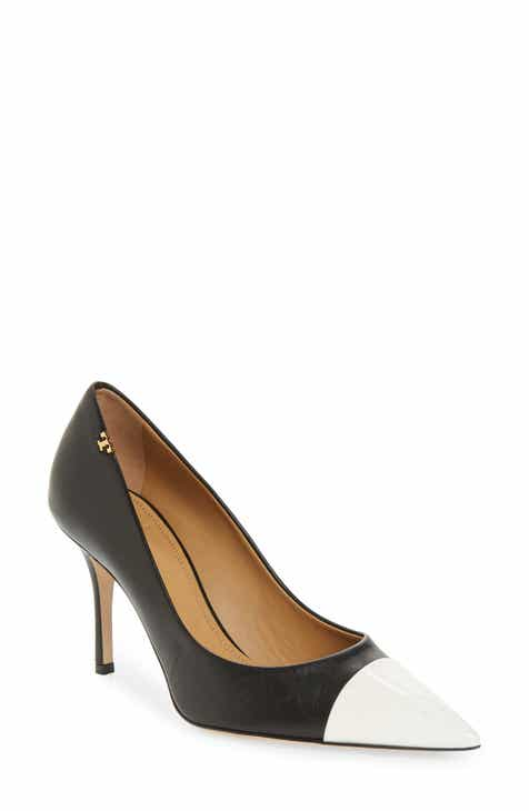 e147de73ff0a Tory Burch Penelope Cap Toe Pump (Women)