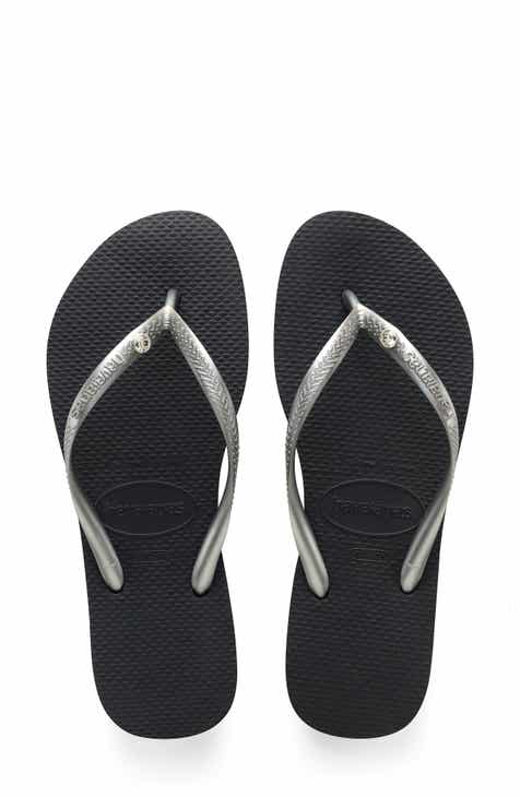 50541553bc7a3 Havaianas  Slim Crystal Glamour  Flip Flop (Women)