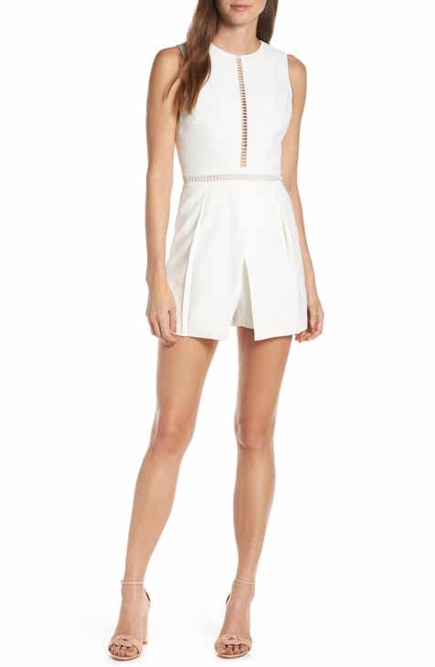 00c71defbd31 Women s White Jumpsuits   Rompers