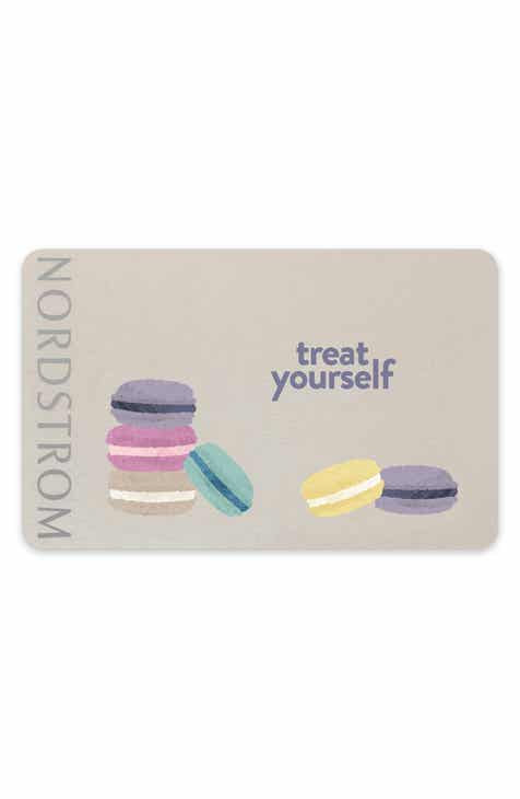 Nordstrom Treat Yourself Gift Card