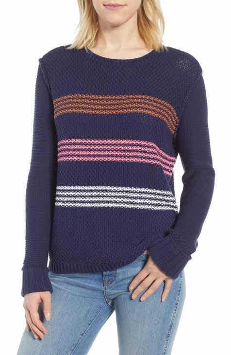 ecb58626e56d4a Caslon® Mixed Stitch Sweater