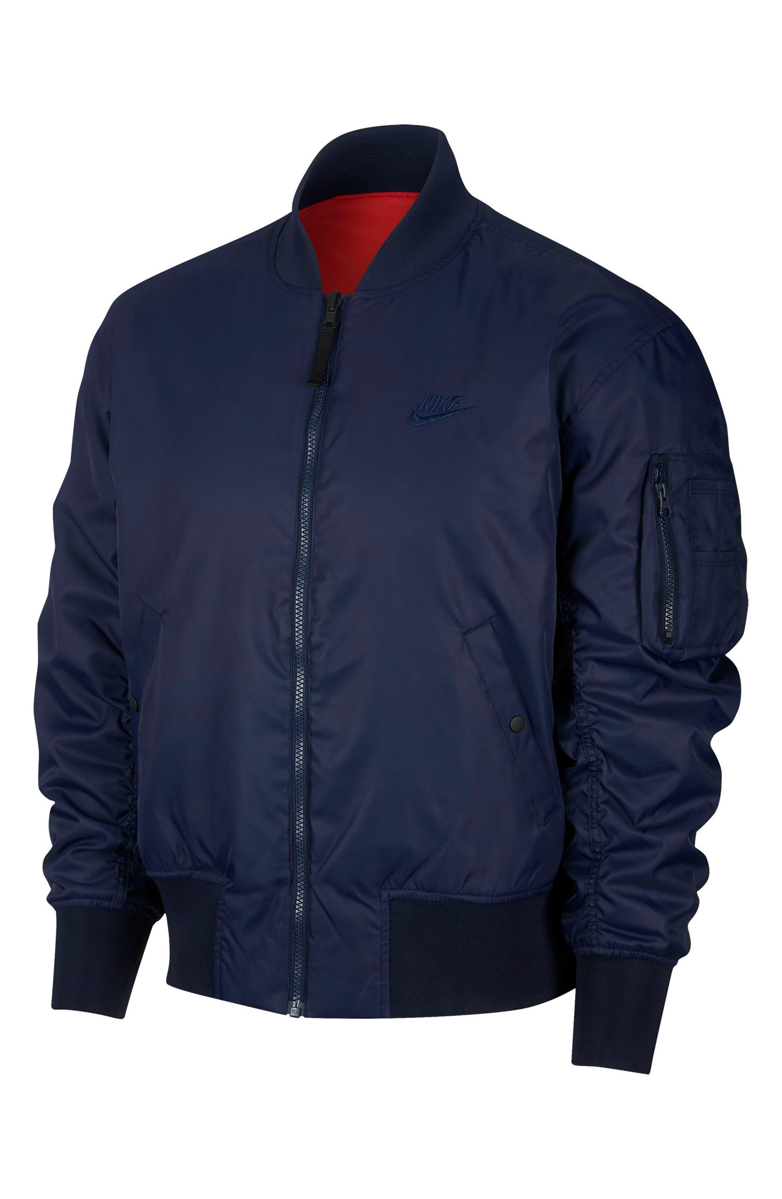 32fc3f2cc7a0 Nike Men s Black Running Jackets   Vests