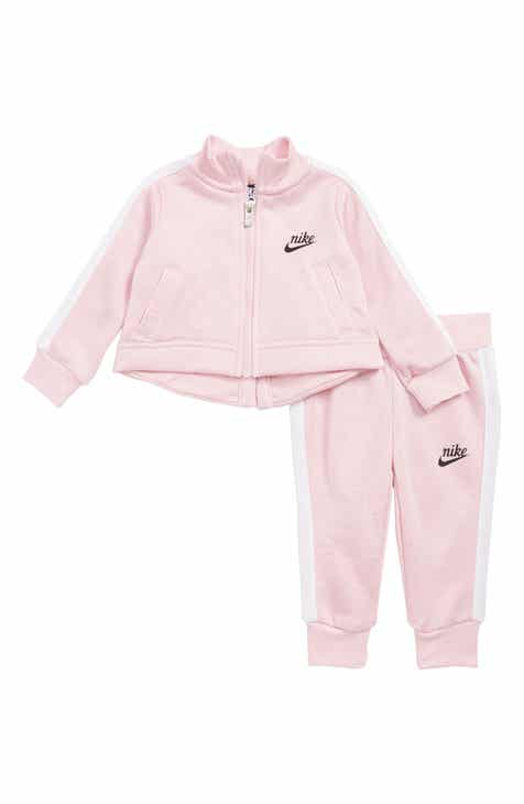 buy online ad2e0 7d2f3 Nike Icon Jacket   Track Pants Set (Baby)