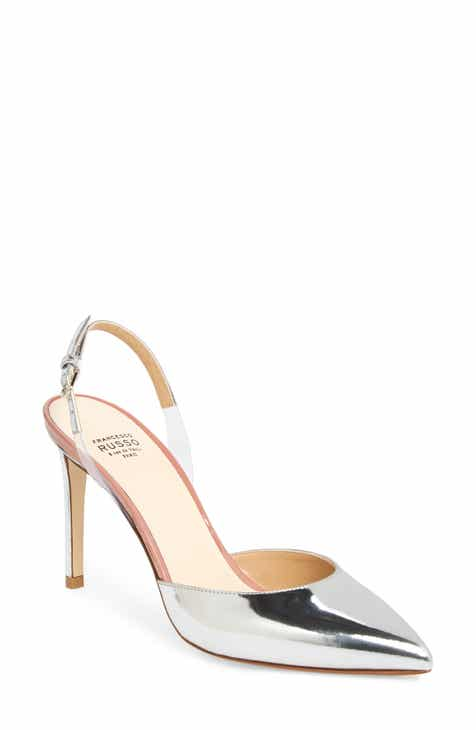 Francesco Russo Slingback Pump (Women) d32f3be61e