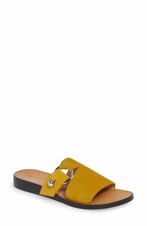 f778a44cccb rag   bone Arc Slide Sandal (Women)