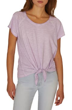 New Womens Purple Tops Blouses And Tees Nordstrom