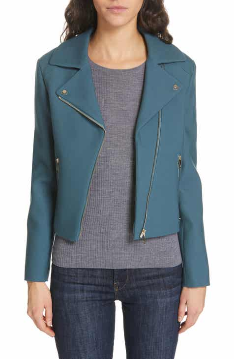 Ted Baker London Colour by Numbers Nisah Biker Jacket by TED BAKER LONDON