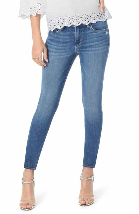 Joe's Flawless - Icon Crop Skinny Jeans (Penelope) by JOES