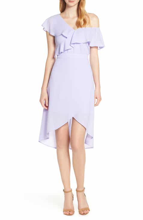 f0c6b2afddb Ali   Jay Day at the Races Chiffon Dress
