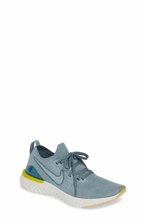 2a55e757041b Nike Epic React Flyknit 2 Running Shoe (Big Kid)