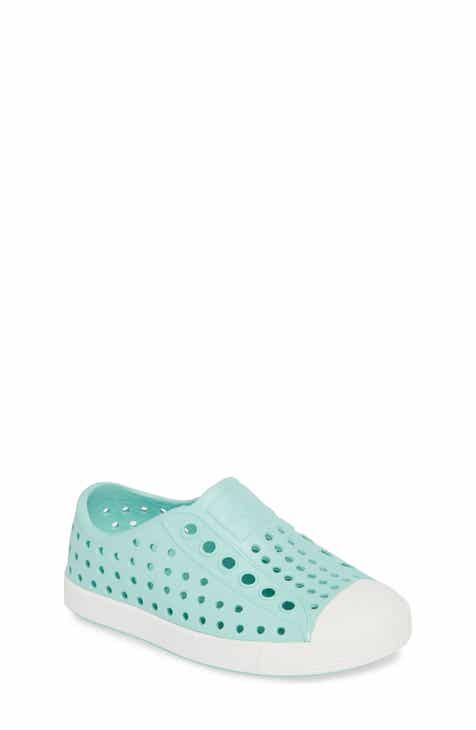db7133e6777b Native Shoes Jefferson Water Friendly Slip-On Vegan Sneaker (Baby
