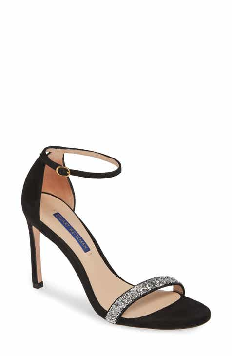 181da58640d Stuart Weitzman Nudistsong Ankle Strap Sandal (Women)