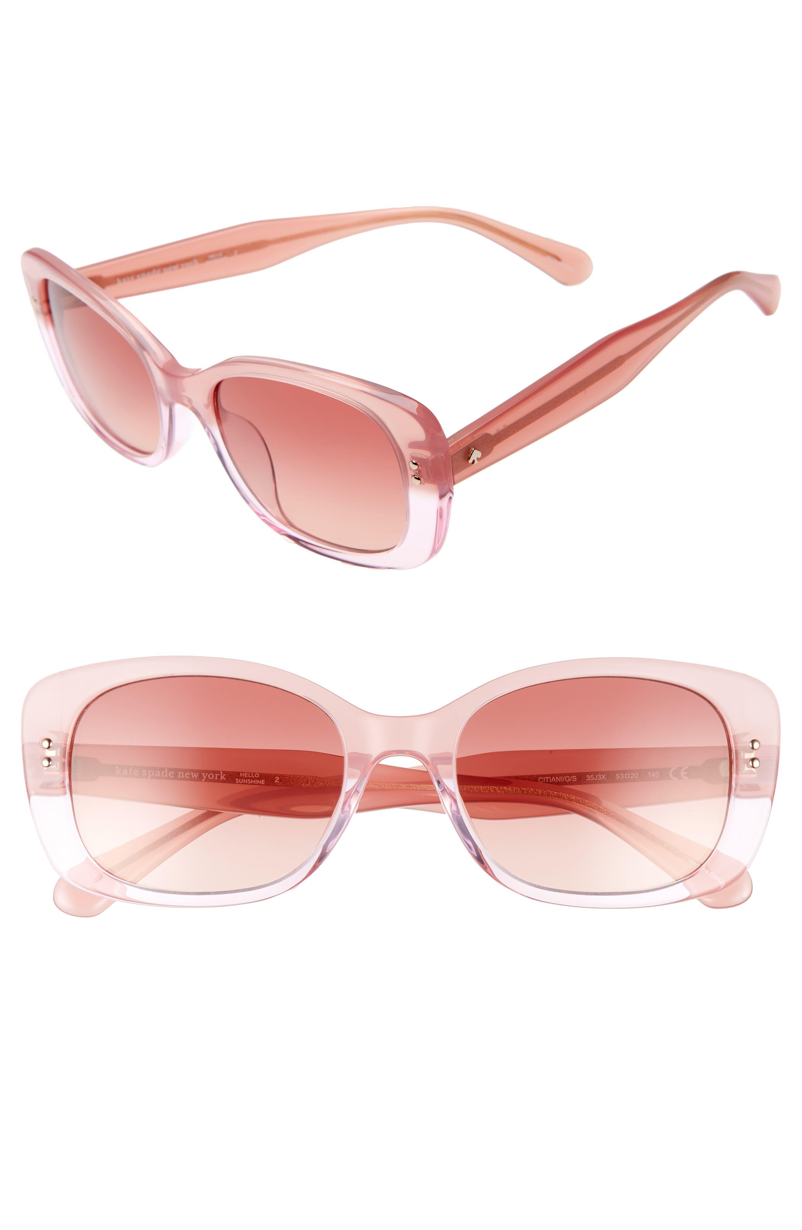 3f1a6b39a9994 Pink kate spade new york Sunglasses   Eyewear
