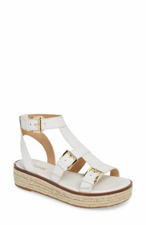 1351e75c817a MICHAEL Michael Kors Cunningham Strappy Espadrille Sandal (Women)
