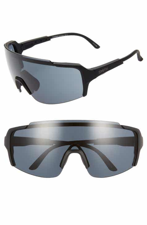 3d10e5c3d94 Smith Flywheel 160mm ChromaPop™ Polarized Shield Sunglasses