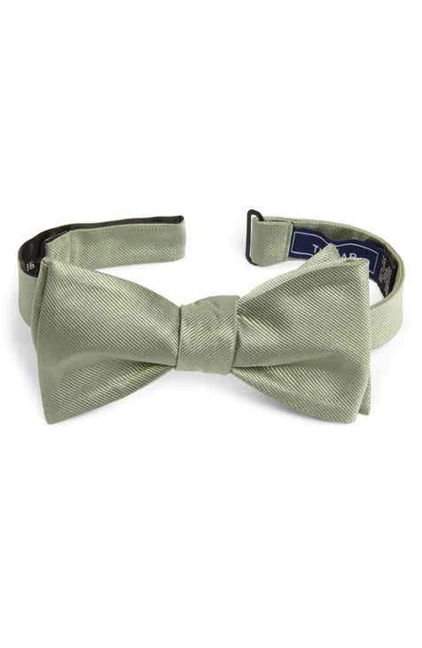 912be1dc2e88 The Tie Bar Silk Solid Bow Tie