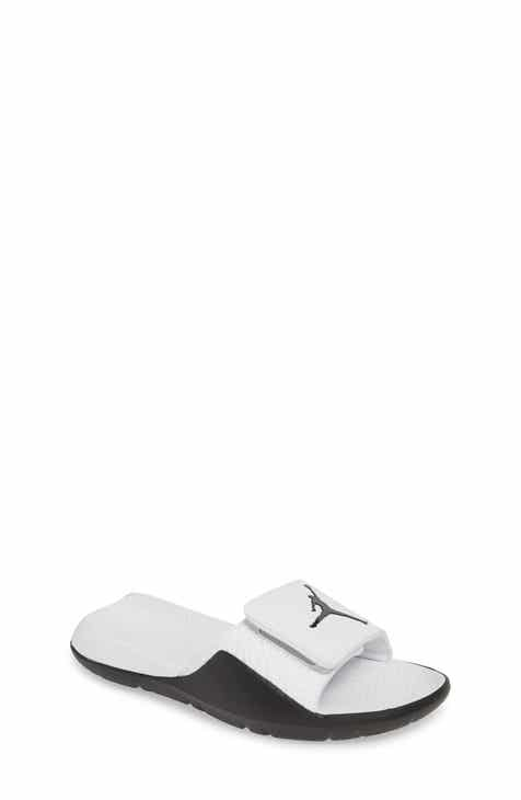 the best attitude ab3c9 3d4ac All Kids' Jordan & Baby Sandals & Flip-Flops | Nordstrom