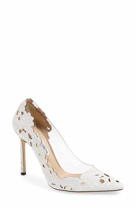 1d7a98cb27e Women s Jimmy Choo Wedding Shoes