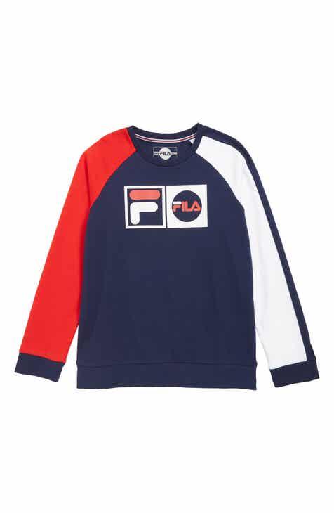 e9433b28bcd Kids  FILA Apparel  T-Shirts