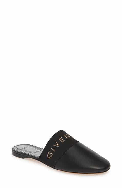 e2912ab8c50f Givenchy Bedford Logo Mule (Women)