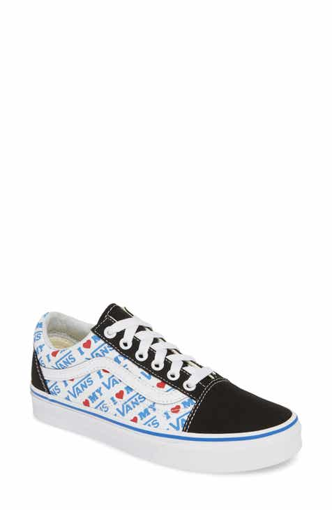 bab52a894954 Vans Old Skook I Heart Vans Sneaker (Women)