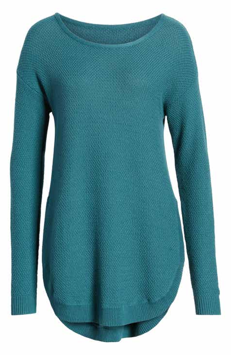 b62fc0cd Caslon® Texture Knit Tunic (Regular & Petite)