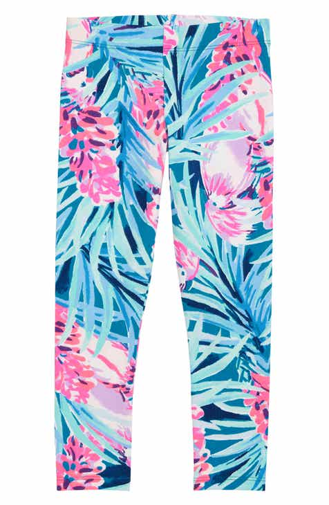 5a279655300d8f Lilly Pulitzer® Maia Print Leggings (Toddler Girls, Little Girls & Big Girls )